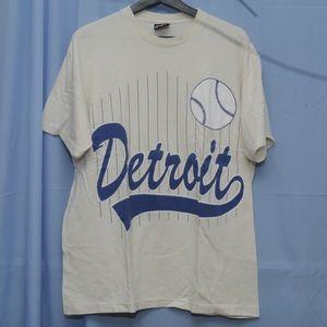 Detroit Baseball Shirt